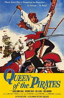 poster La Venere dei pirati (1960)