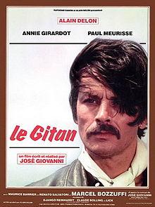 poster Le Gitan (1975)