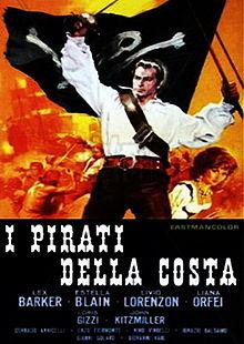 poster Les Pirates De La Cote (1960)