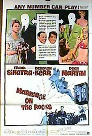 poster Marriage on the Rocks (1965)