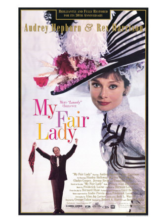 poster My Fair Lady (1964)