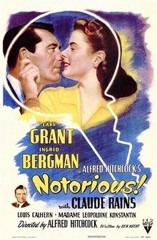 poster Notorious (1946)