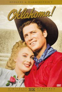 poster Oklahoma! (1955)