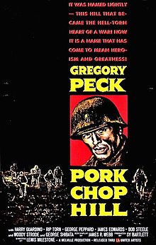 poster Pork Chop Hill (1959)