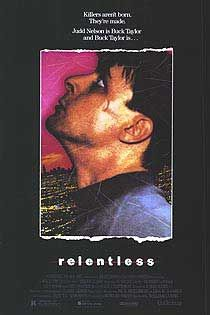 poster Relentless (1989)