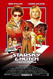 poster Starsky And Hutch (2004)