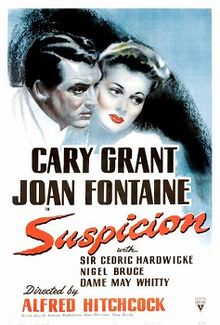 poster Suspicion (1941)