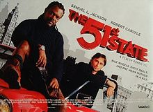 poster The 51st State (2001)