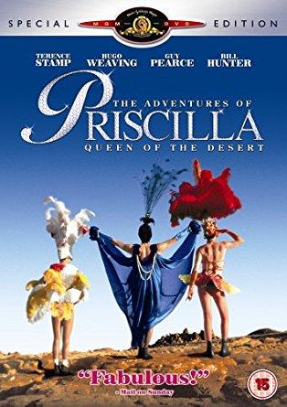 poster The Adventures of Priscilla, Queen of the Desert (1994)