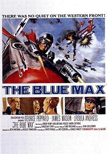 poster The Blue Max (1966)