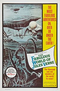 poster The Fabulous World of Jules Verne (1958)