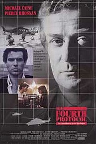 poster The Fourth Protocol (1987)