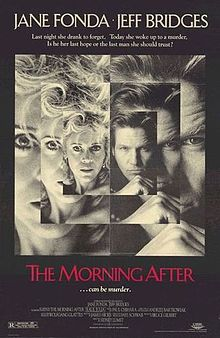 poster The Morning After (1986)