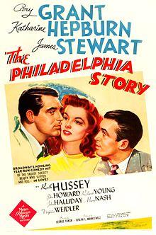poster The Philadelphia Story (1940)