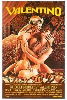 poster Valentino (1977)