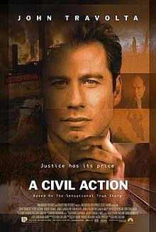 poster A Civil Action (1998)