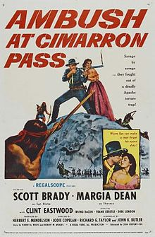 poster Ambush at Cimarron Pass (1958)