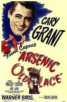 poster Arsenic and Old Lace (1944)