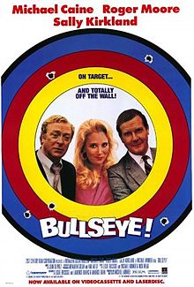poster Bullseye! (1990)