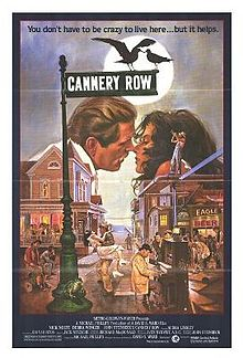poster Cannery Row (1982)