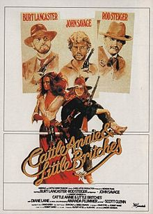 poster Cattle Annie and Little Britches (1981)