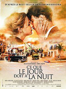 poster Ce Que Le Jour Doit A La Nuit (2012)