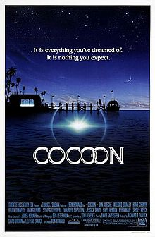 poster Cocoon (1985)