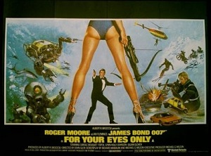 poster For Your Eyes Only (1981)
