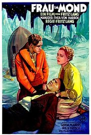 poster Frau im Mond - Woman in the Moon (1929)