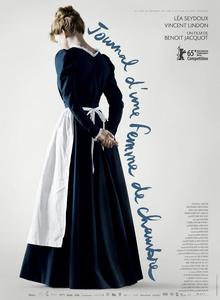 poster Journal d'une femme de chambre (2015)