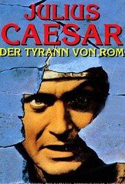 poster Jules Cesar, conqerant de la Gaule (1962)