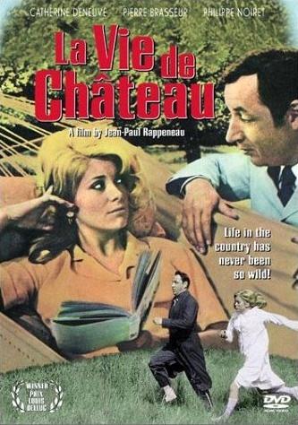 poster La vie de chateau (1966)