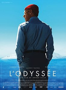 poster L'odyssee (2016)