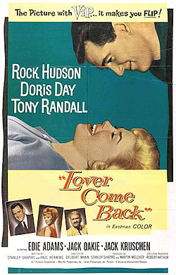 poster Lover Come Back (1961)