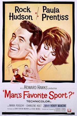 poster Man's Favorite Sport (1964)