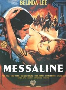 poster Messalina Imperial Venus (1960)