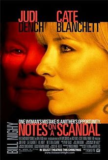 poster Notes on a Scandal (2006)