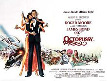 poster Octopussy (1983)