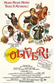 poster Oliver! (1968)