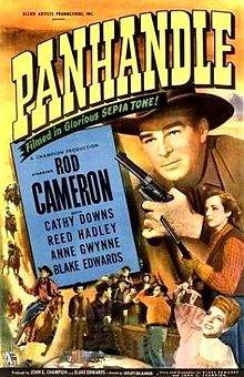 poster Panhandle (1948)