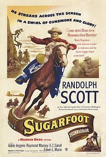 poster Sugarfoot (1951)