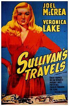 poster Sullivan's Travels (1941)