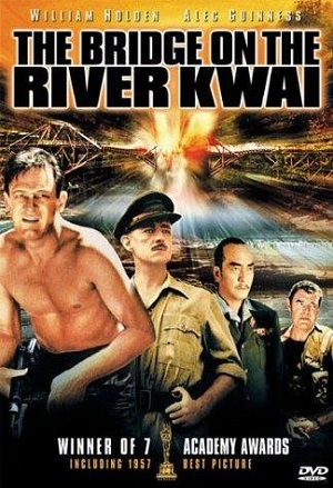 poster The Bridge on the River Kwai (1957)