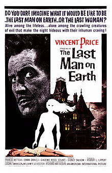 poster The Last Man on Earth (1964)
