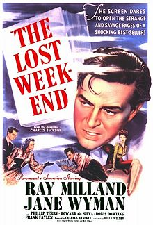 poster The Lost Weekend (1945)
