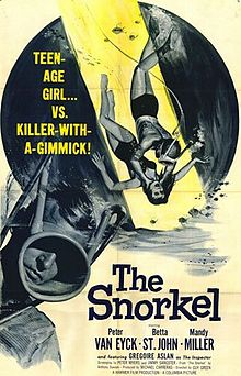 poster The Snorkel (1958)