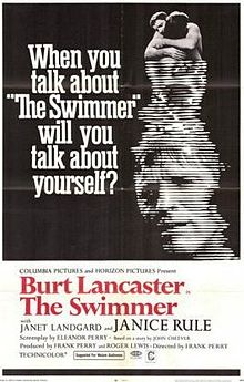 poster The Swimmer (1968)