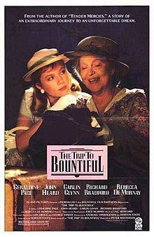 poster The Trip to Bountiful (1985)