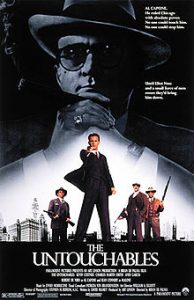 poster The Untouchables (1987)