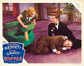 poster Topper (1937)